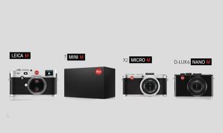 """Leica Teases Mini """"M"""" Camera"""