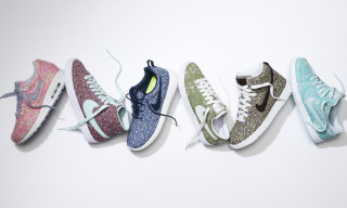 Liberty of London Floral Prints Now Available on NIKEiD