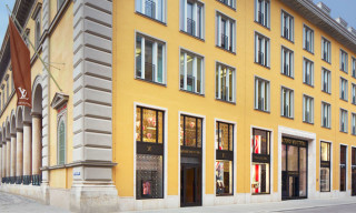 Louis Vuitton Opens Its First Maison In Germany