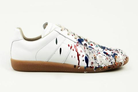 Maison MargielaPainter Replica Sneakers rEDVjBh28g
