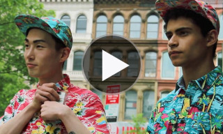 Mishka Summer 2013 Lookbook Teaser Video