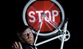 Monkey Light Pro Bike Wheel Display System