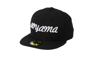 "MR. GENTLEMAN x New Era ""aoyama"" Fitted Caps"