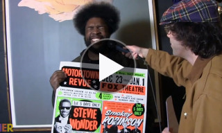Watch Nardwuar Interview Questlove