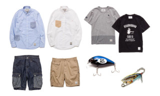 NEIGHBORHOOD x CASH CA Spring/Summer 2013 Capsule Collection