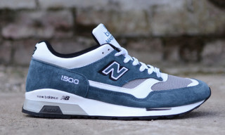 New Balance Fall/Winter 2013 Made in England M1500