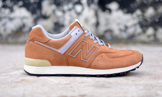 New Balance Fall/Winter 2013 Made in England M576