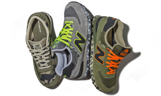 "New Balance ""Camo"" Pack Spring/Summer 2013"