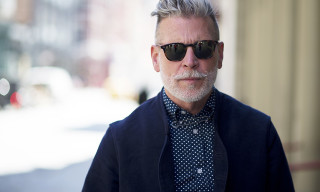 Street Style: Nick Wooster