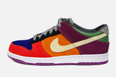 It looks like the massively popular Nike Dunk Low Viotech