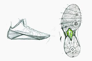 Nike Design Sketches Of Hyperdunk 2013 Highsnobiety