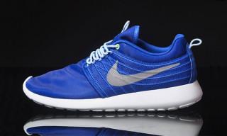 Nike Roshe Run Dynamic Flywire Hyperblue