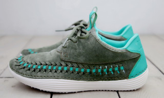 Nike Solarsoft Moccasin Premium Woven Summer 2013