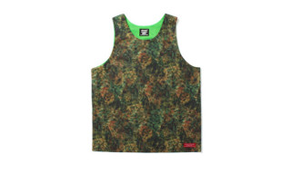 nitraid 'Pixelated Weed Camo' Summer 2013 Collection