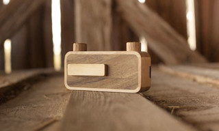 Elaborately Handcrafted Pinhole Cameras