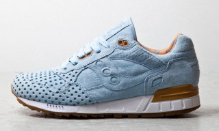 "Play Cloths x Saucony Shadow 5000 ""Cotton Candy"" Pack"