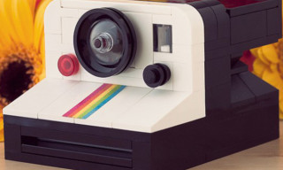 LEGO Polaroid OneStep SX-70 by Chris McVeigh