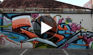 POSE Completes Three New Pieces in Johannesburg for LRG
