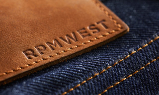 RPMWEST Delivers Japanese Selvedge Denim to Your Door