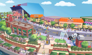 The Simpsons' Springfield Will Come to Life at Universal Orlando This Summer