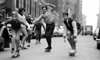 LIFE Opens Up Their Archives and Explores Skateboarding in 1965 NYC
