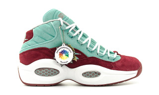 "SNS x Reebok Question Mid ""A Shoe About Nothing"""