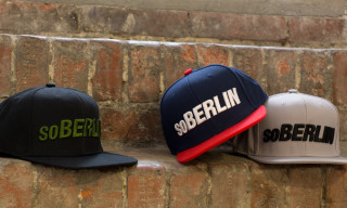 "Le Berlinois x Starter ""soBerlin"" Snapback Caps"