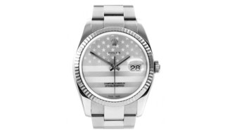 Stampd x Swiss Signatures Rolex Oyster Perpetual Datejust