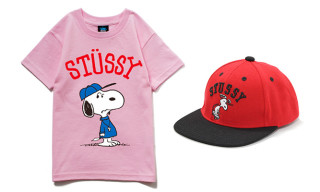Stussy Kids x Peanuts Spring/Summer 2013 Capsule Collection