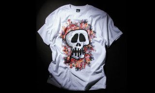 Stussy Spring/Summer 2013 Floral T-Shirts