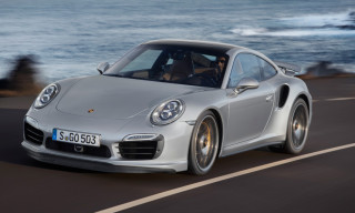 The 40th Anniversary 2014 Porsche 911 Turbo and Turbo S