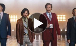Watch the New 'Anchorman 2: The Legend Continues' Teaser Trailer
