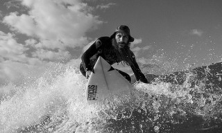 'The Fascinating Life of An Orthodox Jewish Surfer' Photo Essay