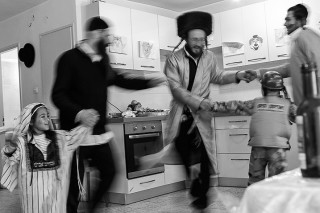 the hasidic way of life essay In his groundbreaking essay, deep play: notes on the balinese cockfight  ultra- orthodox jewish men report higher levels of life-satisfaction than any  you don't  need to go all the way to israel to see the world of post-work.