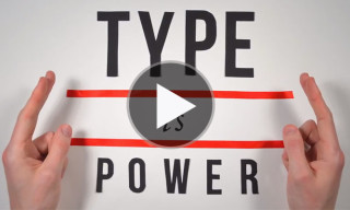 "Watch ""The History of Typography"" – An Animated Short by Ben Barret-Forrest"