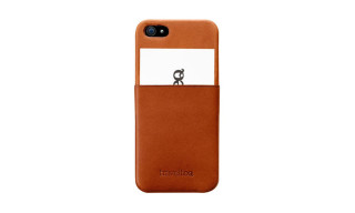 Travelteq iPhone 5 Leather Case