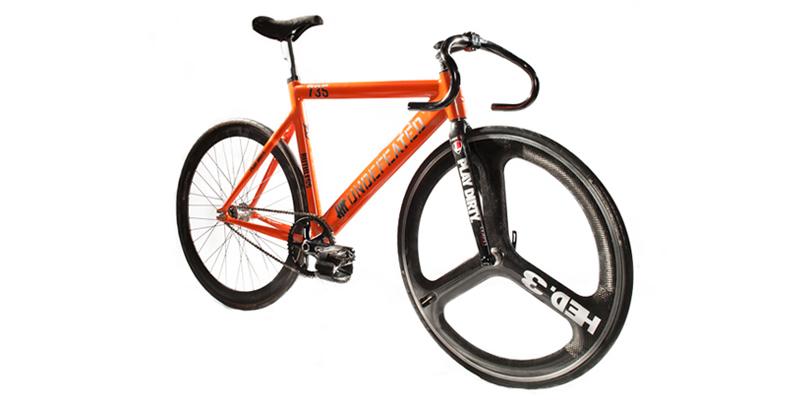 Undftd X Leader Bike X Michael Chacon Fixed Gear Bikes Highsnobiety