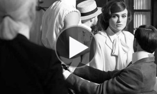 Watch Karl Lagerfeld's 18-Minute Short Film 'Once Upon A Time…' Starring Keira Knightley