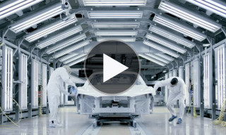 Watch the Handcrafted Production Process of the Audi R8