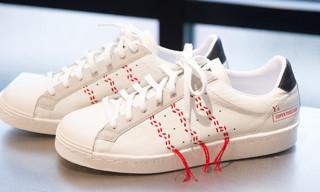 Y's by Yohji Yamamoto x adidas Super Position