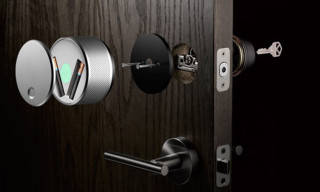 """August Smart Lock"" by Yves Béhar/fuseproject and Jason Johnson"