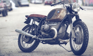 1971 BMW r60 / 5 'The Curious' by 76hundred