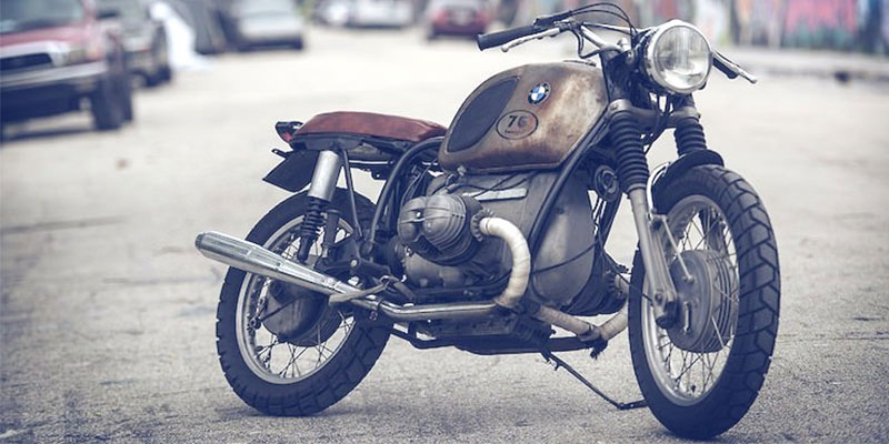 1971 bmw r60 5 39 the curious 39 by 76hundred highsnobiety. Black Bedroom Furniture Sets. Home Design Ideas