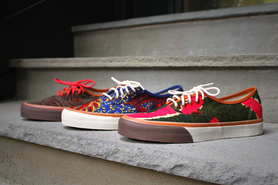 the best attitude 298a2 98602 Bodega Vans Coming to America Pack Highsnobiety outlet