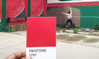 'The Pantone Project' Matches Color Cards with Everyday Life Situations