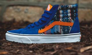 Vans Sk8-Hi 'True Blue Inca'