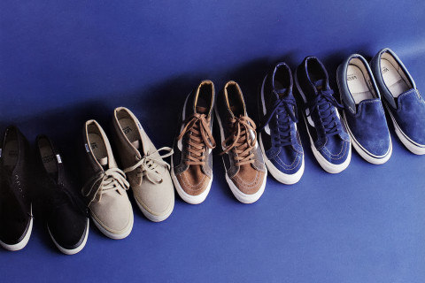 A First Look at the WTAPS x Vans Vault Fall 2013 Collaboration