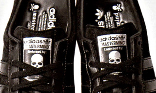 mastermind JAPAN x adidas Originals Sneaker Collection Preview