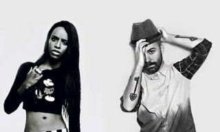 "Listen to Woodkid's ""I Love You"" featuring Angel Haze"