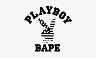 BAPE Announces Playboy Collaboration